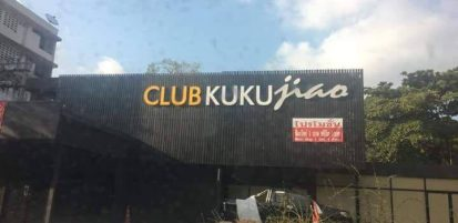 New club in Bangkok